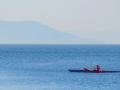 Аутриггер в амурском заливе